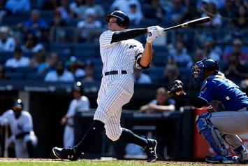 Aaron Judge Breaks Rookie Homerun Record, Passing Mark McGwire