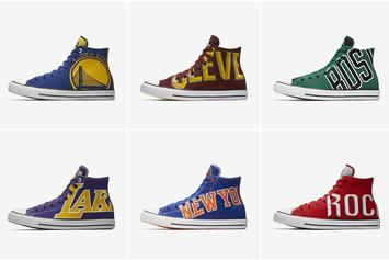 Converse Launches NBA Chuck Taylor Collection: Purchase Links