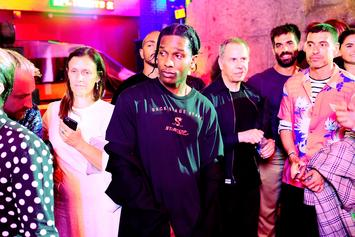 """A$AP Rocky's New Album """"Sounds Futuristic,"""" Promises """"New Waves, New Swag"""""""