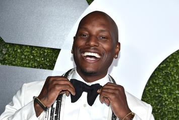 """Tyrese Comments On XXXTentacion Photo, Insists He Says """"No"""" To Drugs"""