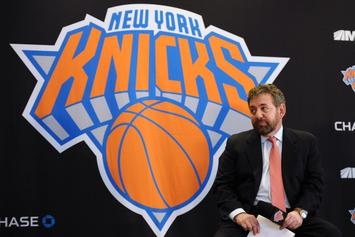 """NYC Subway Ads Calling The Knicks """"Hopeless"""" To Be Removed"""