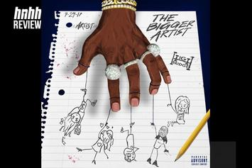 "A Boogie Wit Da Hoodie's ""The Bigger Artist"" Review"