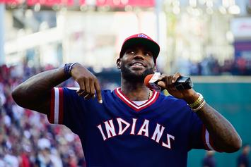 MLB Playoffs: Yankees Troll LeBron, Cleveland Indians Before ALDS Game 1
