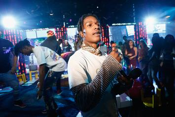 A$AP Rocky Storms Off Stage After Police Cut Power At Shanghai Gig
