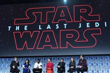 "Watch The New Trailer For ""Star Wars: The Last Jedi"""