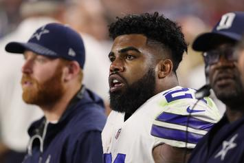 Ezekiel Elliott May Still Be Eligible To Play