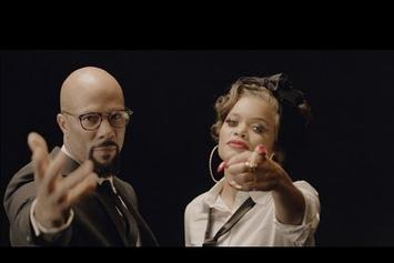 "Common and Andra Day ""Stand Up For Something"" In New Video"