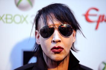 Marilyn Manson Thinks Justin Bieber Has A Mind Like A Squirrel