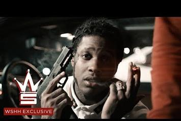 "Lil Durk Brings Out His Crew For The ""Make It Out"" Video"