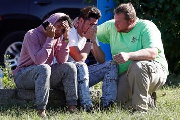 Maryland Shooting Leaves 3 Dead, Shooter Still At Large