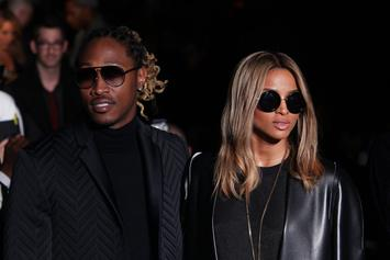 "Is Future Rapping About Ciara On ""Real Love?"""