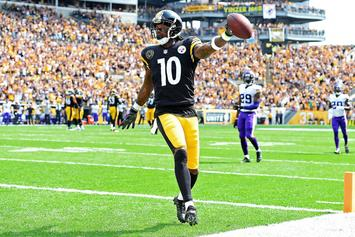 "Steelers' Martavis Bryant Wants Out: ""Ya'll Can Have JuJu"""