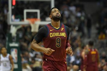 Dwyane Wade Asks To Come Off The Bench For Cavs