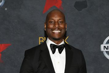 Tyrese Gibson Bombards Daughter With Gifts Day Before Child Abuse Trial
