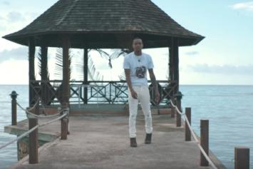 """G Herbo Visits Jamaica In """"Man Now"""" Video"""