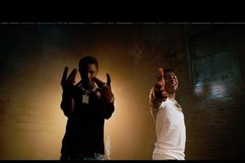 """YoungBoy Never Broke Again & A Boogie Wit Da Hoodie Drop The """"GG (Remix)"""" Video"""