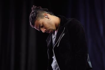 """Vic Mensa Performs An Acoustic Cover Of Radiohead's """"Karma Police"""""""