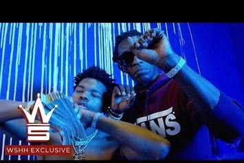 """Young Thug Joins Lil Baby In """"My Drip"""" Music Video"""