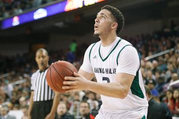 LiAngelo Ball Reportedly Arrested For Shoplifting In China