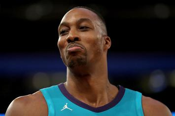 "Dwight Howard FIned $25,000 For ""Obscene Gesture"" Toward Fan"