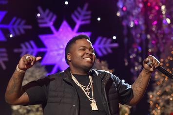Sean Kingston Says Serena Williams Is The Most Famous Lady He's Been With