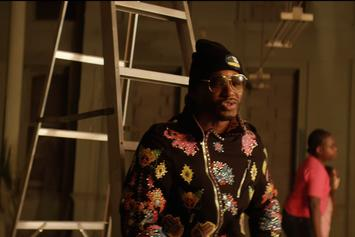 "Cam'Ron Drops New Video For ""Lean"""