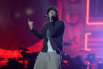 "Eminem Confused By Chance The Rapper's Name In ""SNL"" Promo"