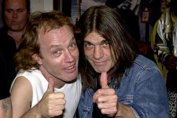AC/DC Guitarist and Co-Founder Malcolm Young Dead at 64
