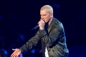 "Eminem Calls Fan After She Decodes An Early ""Revival"" Ad"