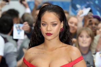 Rihanna Is The Face Of Vogue Paris' Three Cover Edition