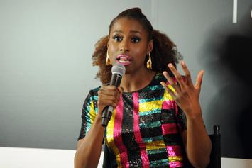 "Issa Rae Explains How ""Insecure"" Pulled Off Oral Sex Scene In Season Two"