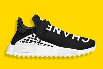 Chanel x Pharrell Adidas NMD Hu Limited To Just 500 Pairs