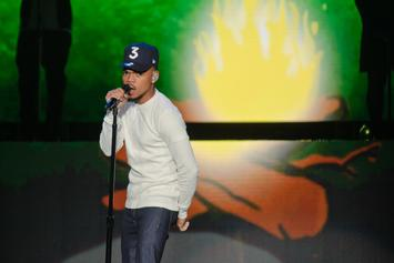 Chance The Rapper Teams Up With Starbucks & Spotify For Holiday Gift Cards