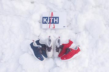 KITH x Moncler x Asics Gel Lyte III Collection Release Details Revealed