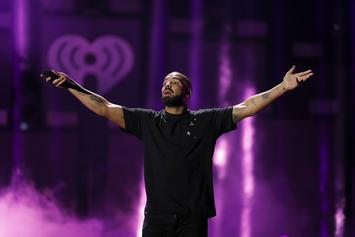 "Drake's ""More Life"" Was Apple Music's Top Album Of 2017"