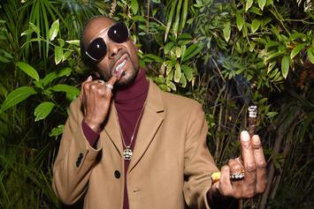 """Snoop Dogg Hangs With Caitlyn Jenner At GQ's """"Men Of The Year"""" Party"""