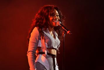 """Watch SZA Perform """"Love Galore"""" and """"The Weekend"""" On """"SNL"""""""