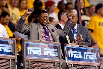 """Jalen Rose On Supposed Joel Embiid Beef: """"We Cool"""""""