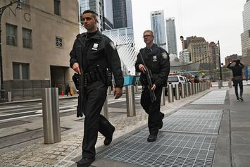 """Port Authority """"Attempted Terrorist Attack"""" Was Payback For Killings In Gaza"""