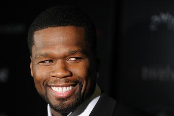 50 Cent's Son Wants His Christmas Present, Fif Trolls Him