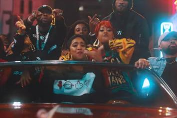 """Rapsody Hits Up A Wild House Party In Her New Video For """"Sassy"""""""