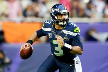 Seahawks Fined $100,000 For Violating Concussion Protocol With Wilson