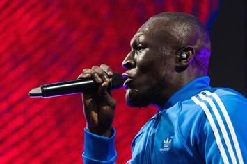 Stormzy Honors A Fan's Request To Perform At His Fathers Funeral