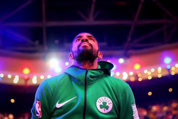 Kyrie Irving Says He Doesn't Think Of Christmas As A Holiday