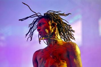 Swae Lee Is Convinced He Saw Aliens Over L.A.