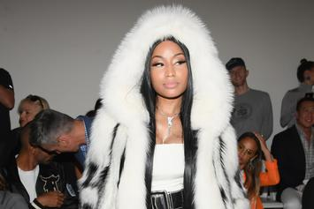 "Nicki Minaj Warns Unnamed Individual: ""Don't Enter Into New Circles Telling Old Lies"""