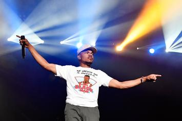 Chance The Rapper, Nicki Minaj, Rihanna Among 2017's Most Charitable Celebrities