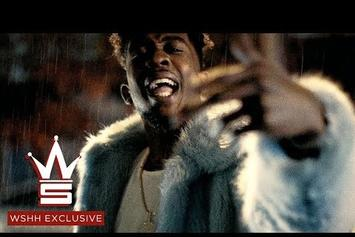 """Don Q & Desiigner Mob Out In The """"Trap Phone"""" Video"""