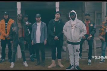 "Dizzy Wright, Audio Push, Demrick & More Team Up In ""What Means The World"" Video"