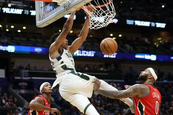 NBA All-Star Voting Returns Released: Giannis Antetokounmpo Leads All
